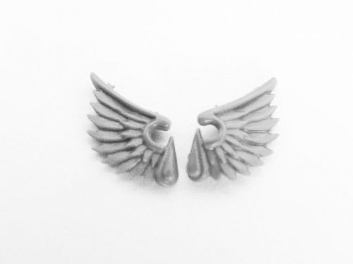 Death company helmet wings